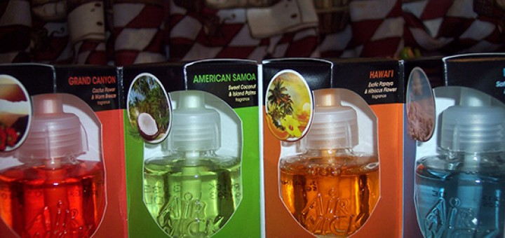 Air Wick National Park Collection scented oils