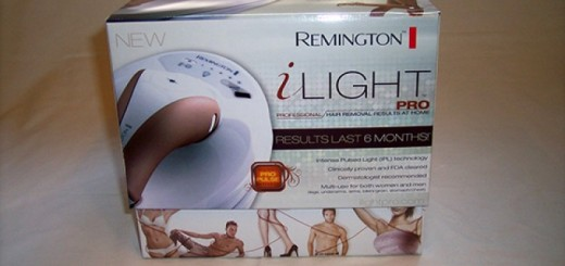 Remington i-LIGHT Pro packaging