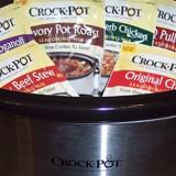 Crock Pot Seasoning Mixes and slow cooker