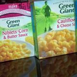 Green Giant frozen boxed vegetables