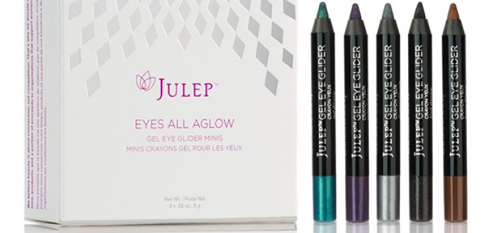 Julep Eyes All Aglow