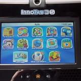 VTech InnoTab 3S start screen