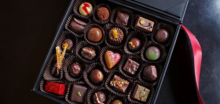 IfOnly Constellation Chocolate Collection