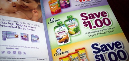 Shopping Planner for New Moms coupons