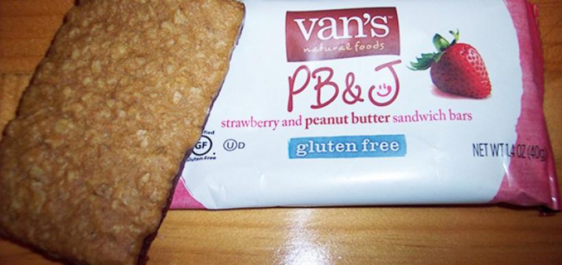 Van's Natural Foods sandwich bar open