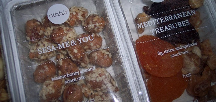 Nibblr Sesa-Me & You Mediterranean Treasures