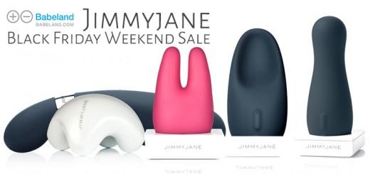 Babeland Jimmyjane Black Friday sale