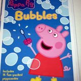Peppa Pig Bubbles