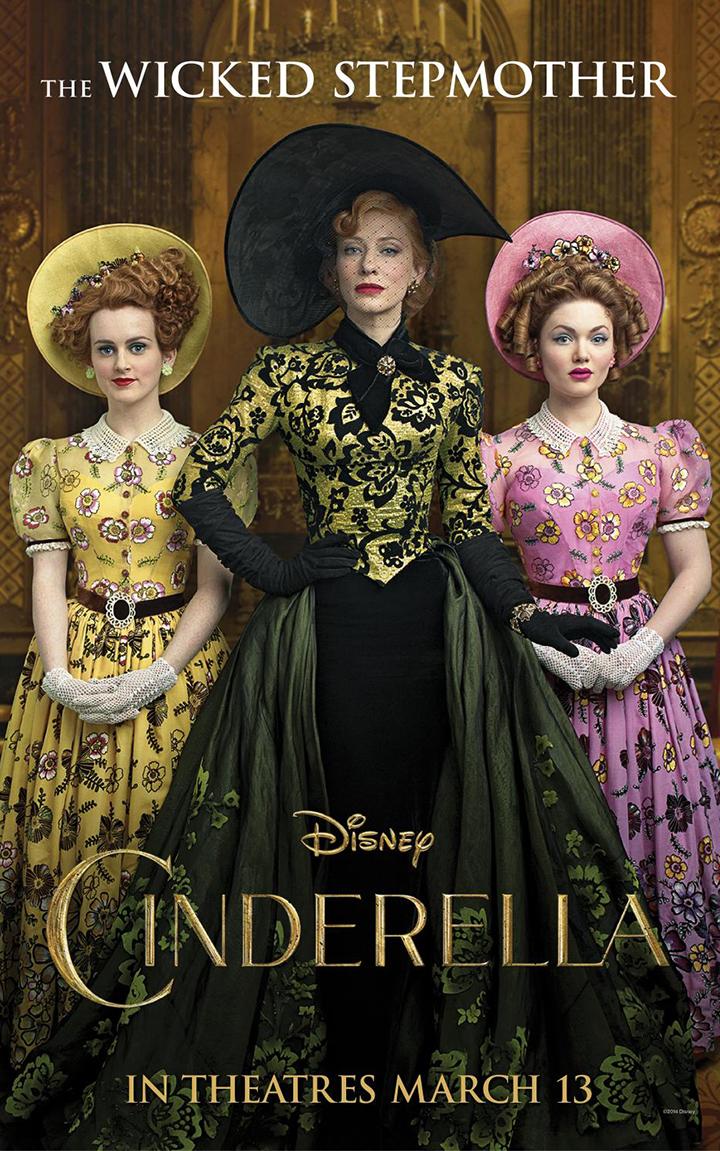 Cinderella Wicked Stepmother
