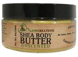 Miami Creations shea body butter
