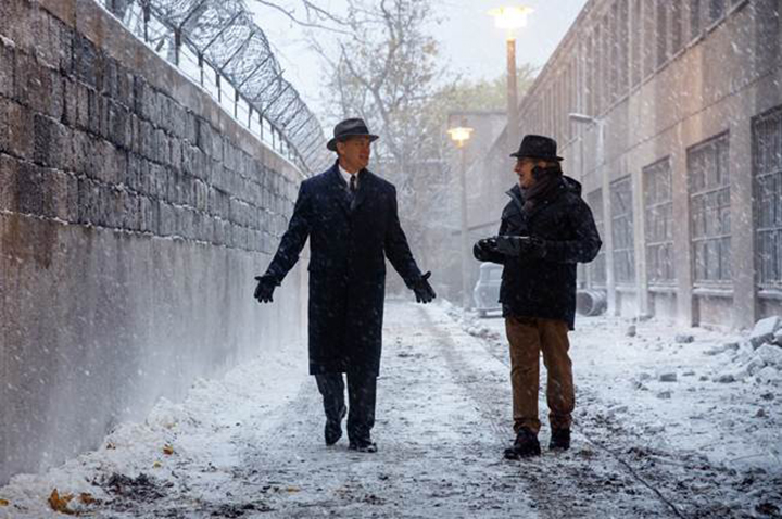 Stephen Spielberg Cold War spy thriller