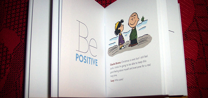 The Peanuts Be Positive