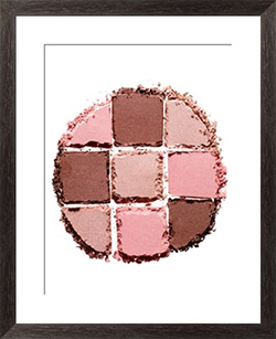 powdered makeup print by Adrianna Williams