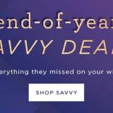 Julep savvy deals