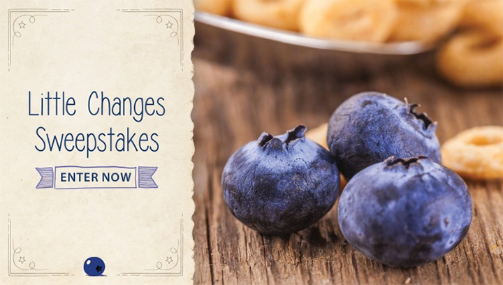 Little Changes Sweepstakes