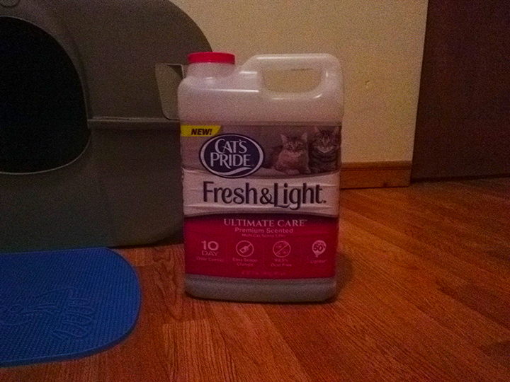 Cat's Pride Fresh & Light Ultimate Care Litter