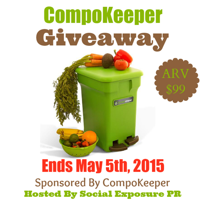 CompoKeeper Giveaway Event