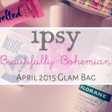 ipsy April 2015 Glam Bag