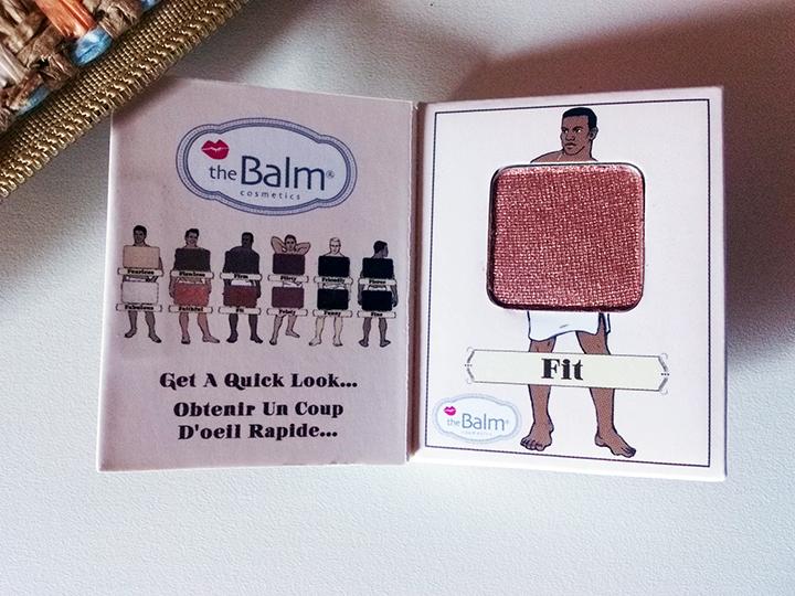 theBalm Nude Dude eyeshadow open