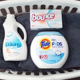 P&G Free & Gentle laundry regimen