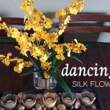 Silk Plants Direct dancing orchid review