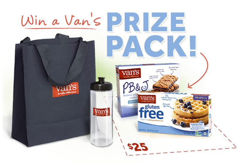 Van's Prize Pack