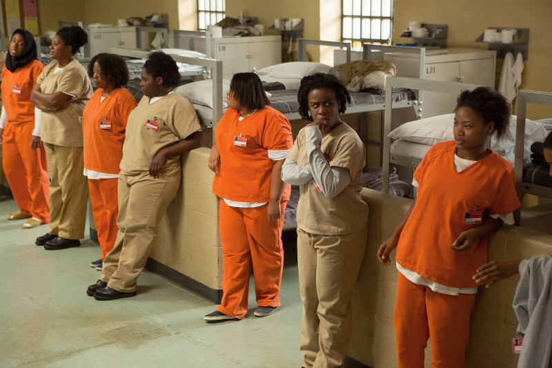 OITNB season 4 inspection