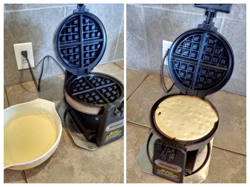 Waring Belgian Waffle Maker