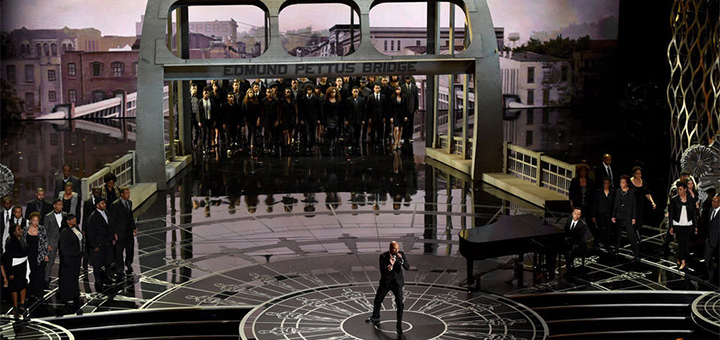 John Legend and Common Oscars 2015