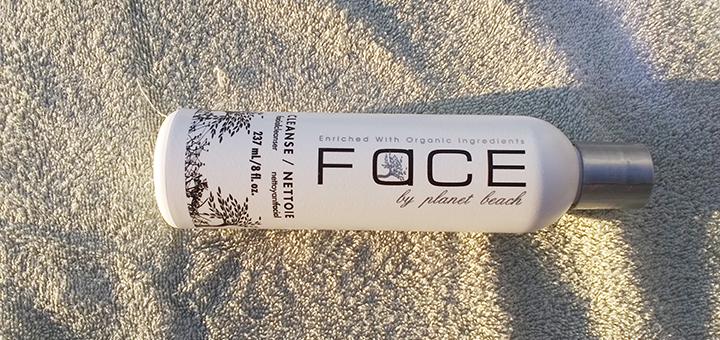 Planet Beach Cleanse Herbal Facial Cleanser