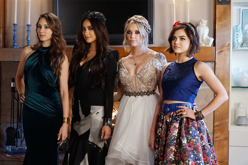 Pretty Little Liars prom